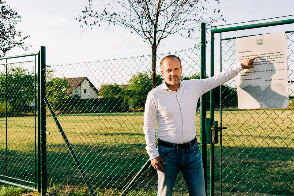 Ing. Michal Hanus