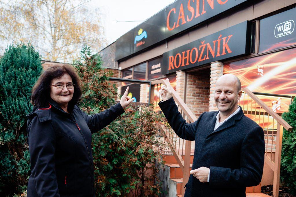 kasino na Rohožníku
