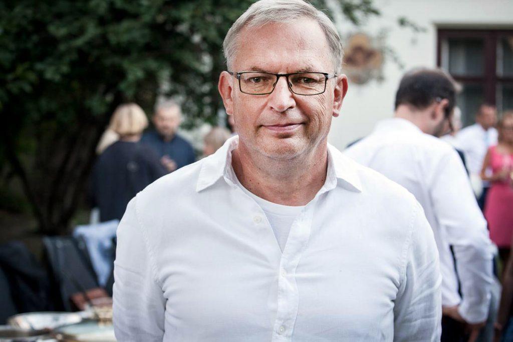 David Smoljak, senátor Praha 9