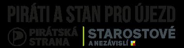 Piráti a STAN pro Újezd, logo
