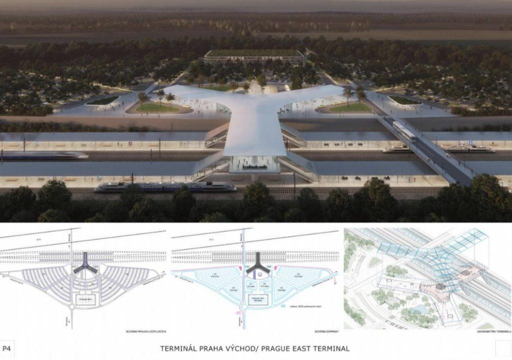 VRT Terminal Praha vychod , Nehvizdy